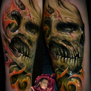 Tattoo By SoFat
