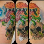 Tattoo by Max Bethge