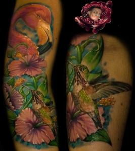 Tattoo @ Martin