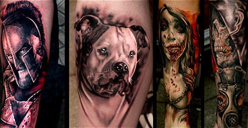 Tattoos by SoFat