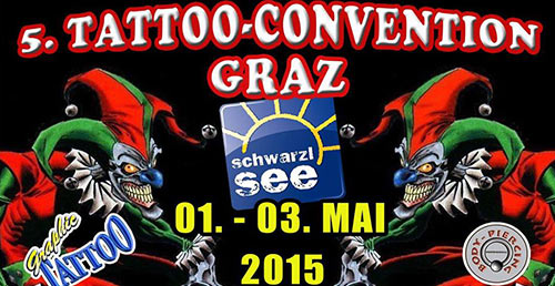 5. Tattoo-Convention Graz Teaser